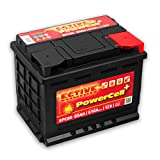 ECTIVE 60Ah 510A EPC-Serie 12V Autobatterie in 8...