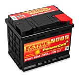 ECTIVE 63Ah 560A EPC-Serie 12V Autobatterie in 8...